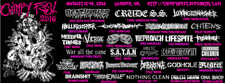Chimpyfest 2016