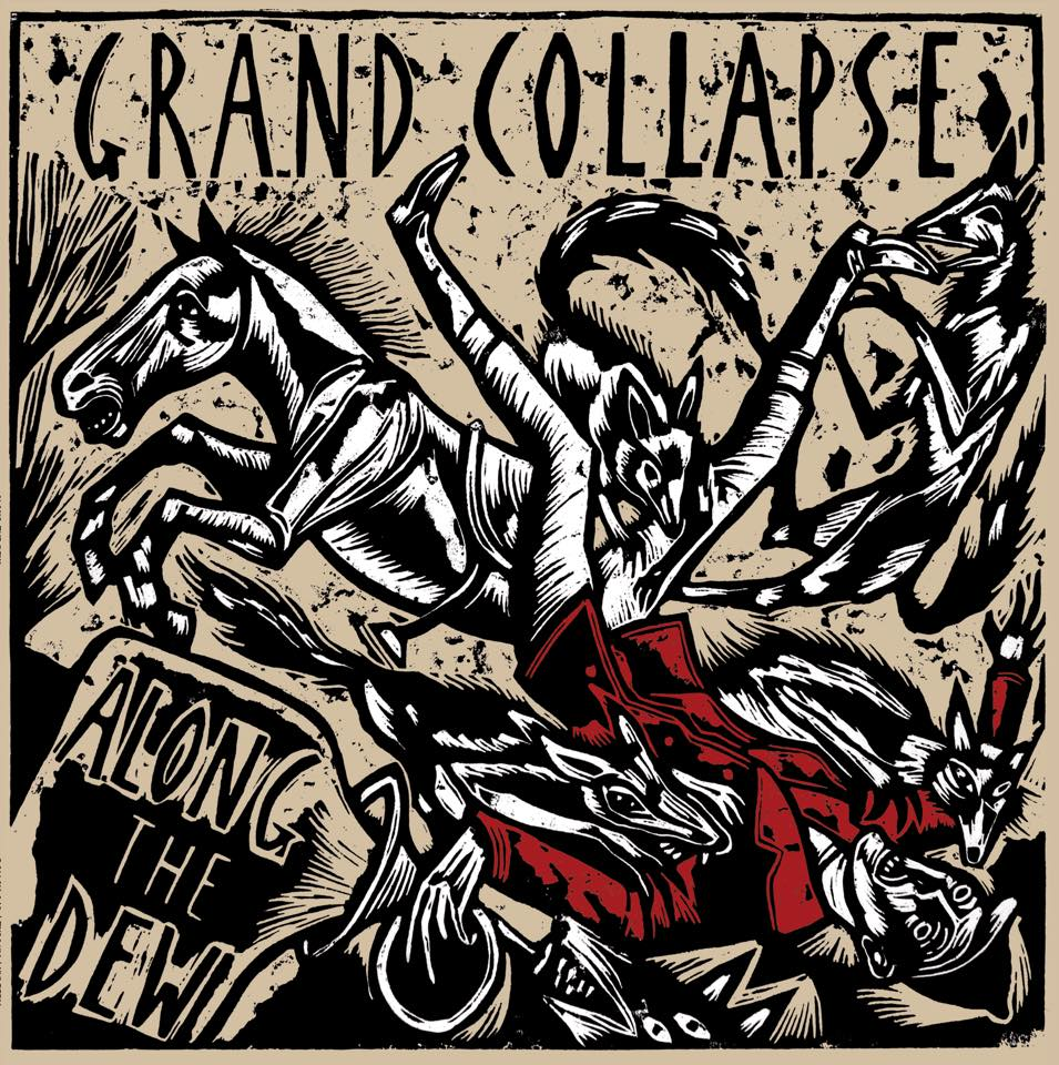 Grand Collapse Along the Dew album cover