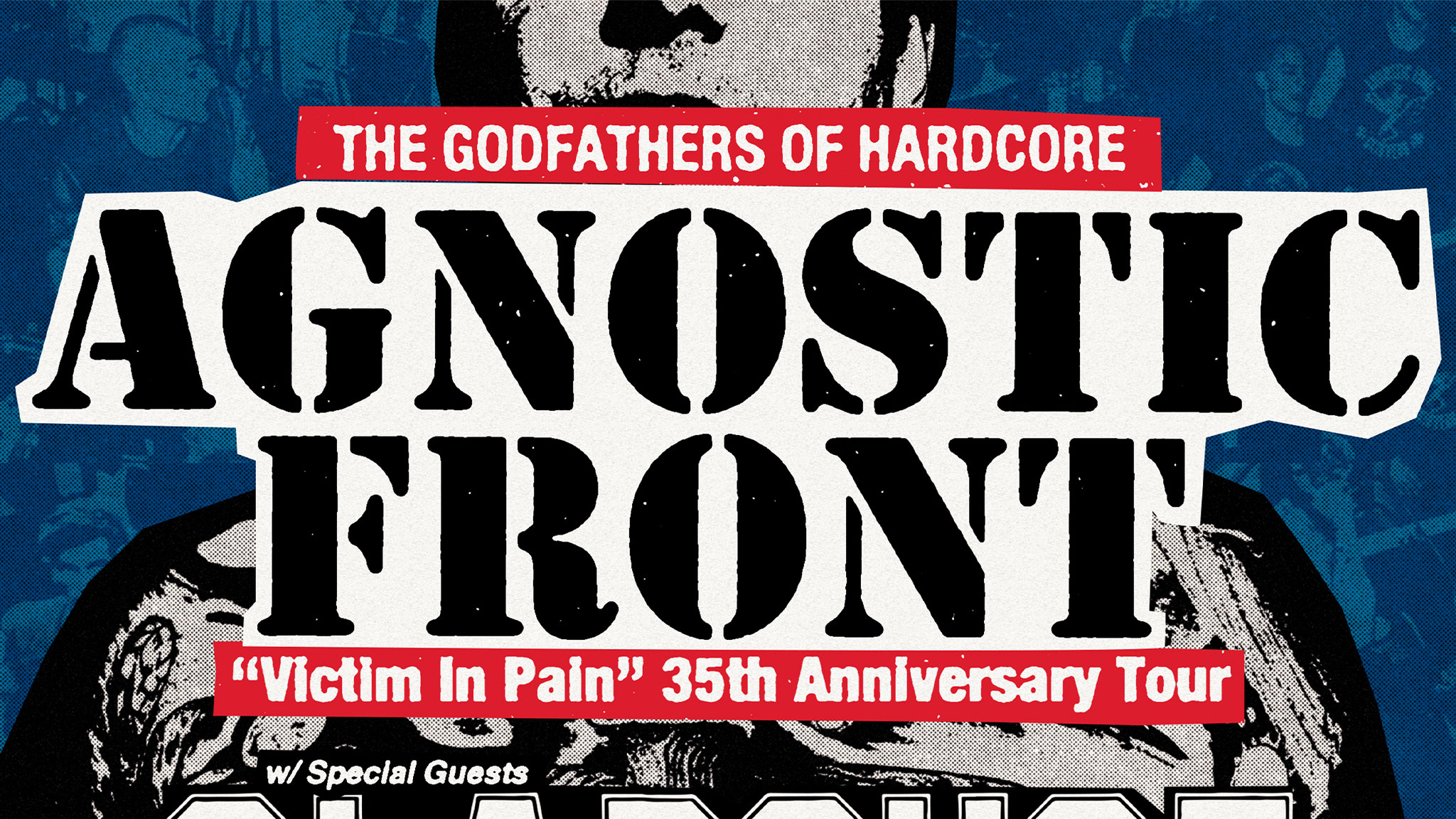 Agnostic Front 35 Years of Victim in Pain