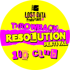 Blue Carpet Band - Throwback Resolution Festival @ 100 Club