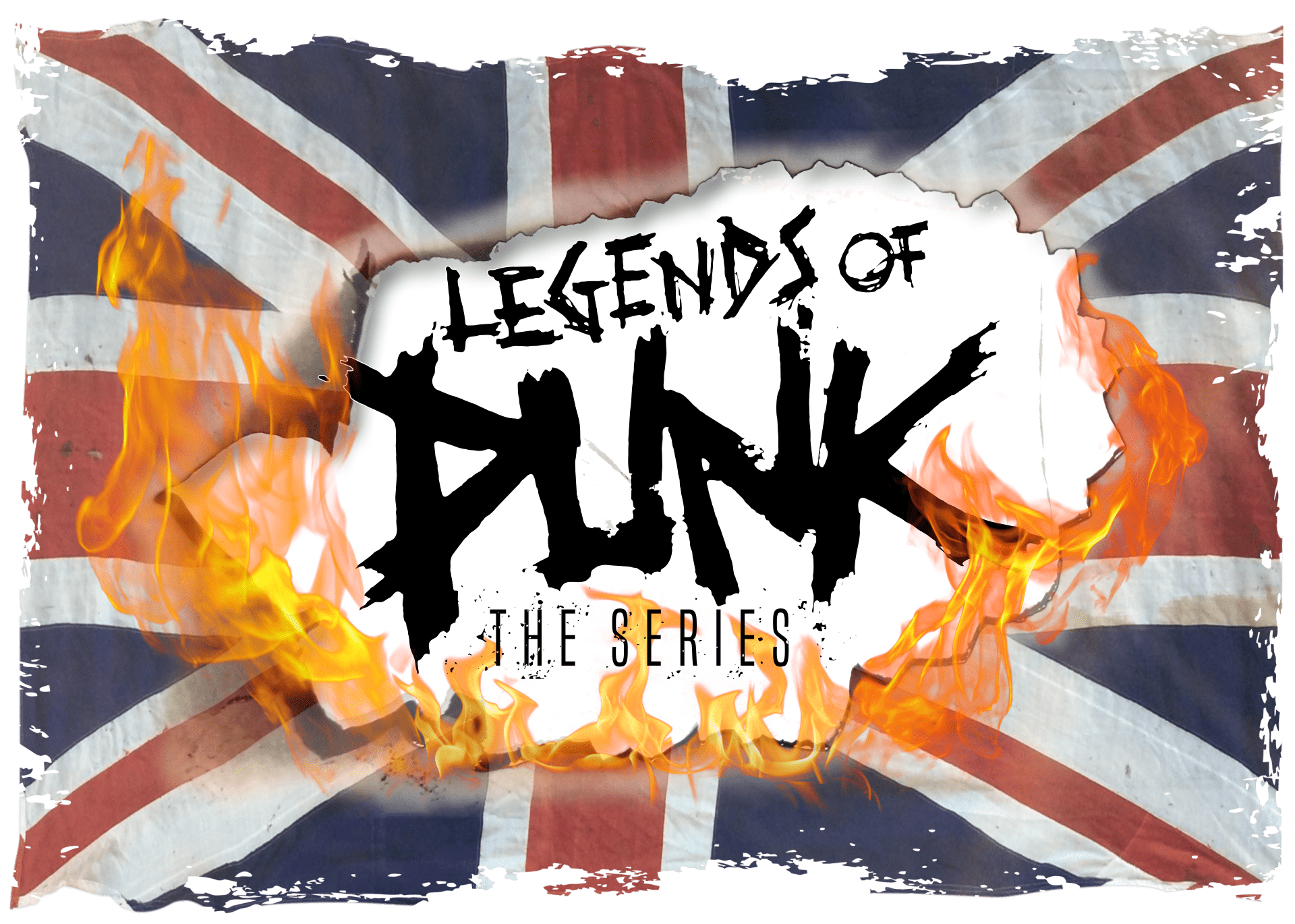 Legends of Punk - the series