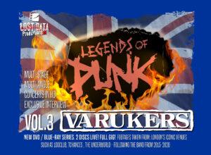 News of the week - LOP vol. 3 (Varukers)...