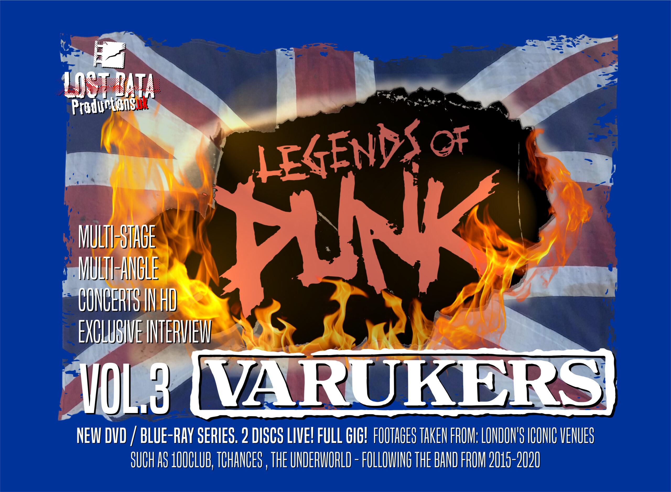 Legends of Punk vol.3