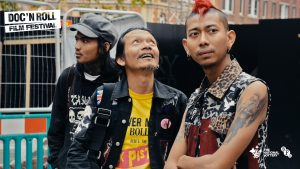 News of the week! World Premiere of Rebel Riot in the UK documentary!