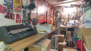 News of the week! LDP printshop - coming soon!
